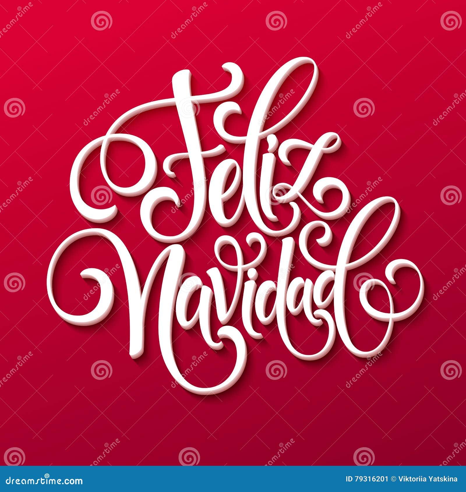 Texto De La Decoración De Las Letras De La Mano De Feliz