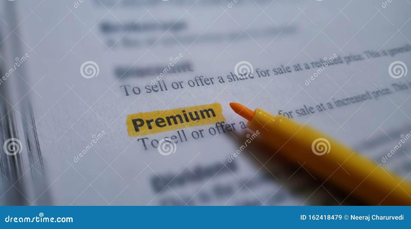 Texto Em Inglês Premium Escrito Em Inglês Com Padrão Amarelo Destacado  Imagem de Stock - Imagem de inglês, padrão: 162418479