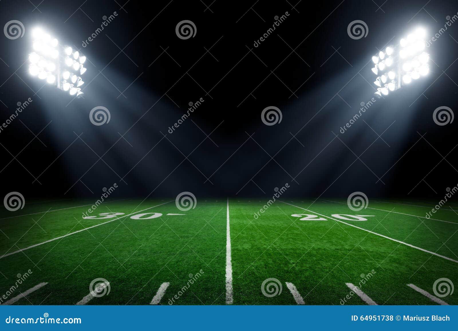 Textur för green för gräs för bakgrundsfältfotboll