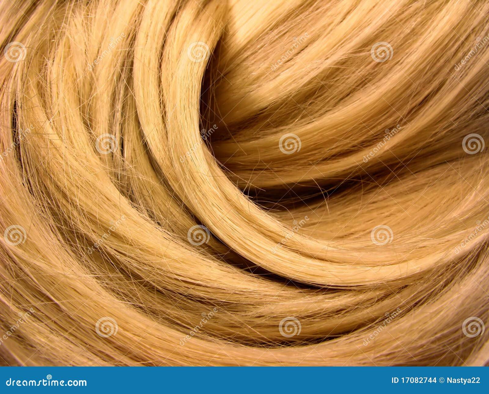 Textur för mörkt hår för bakgrund