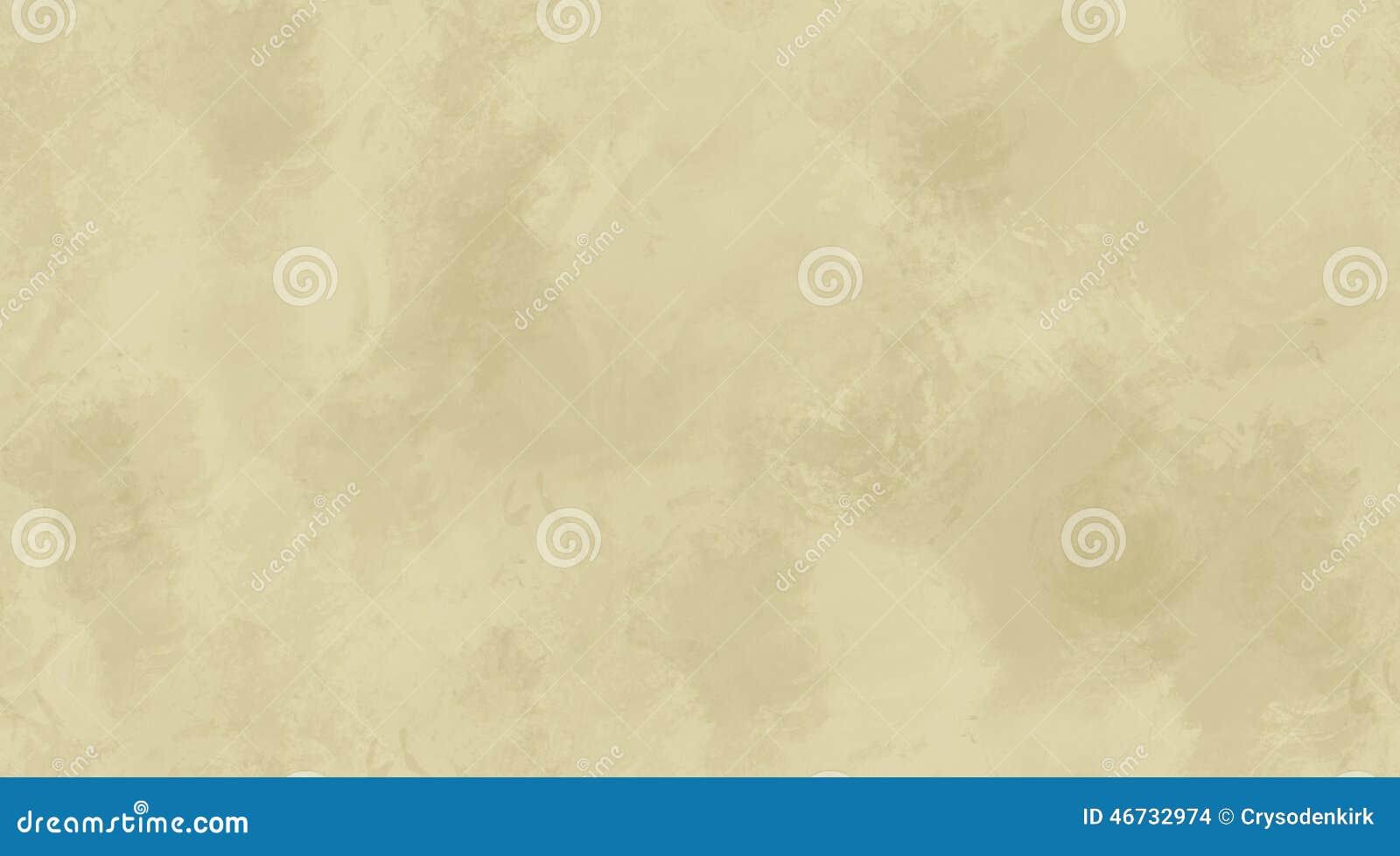 Textur för tegelplatta för beige vattenfärgbakgrund sömlös
