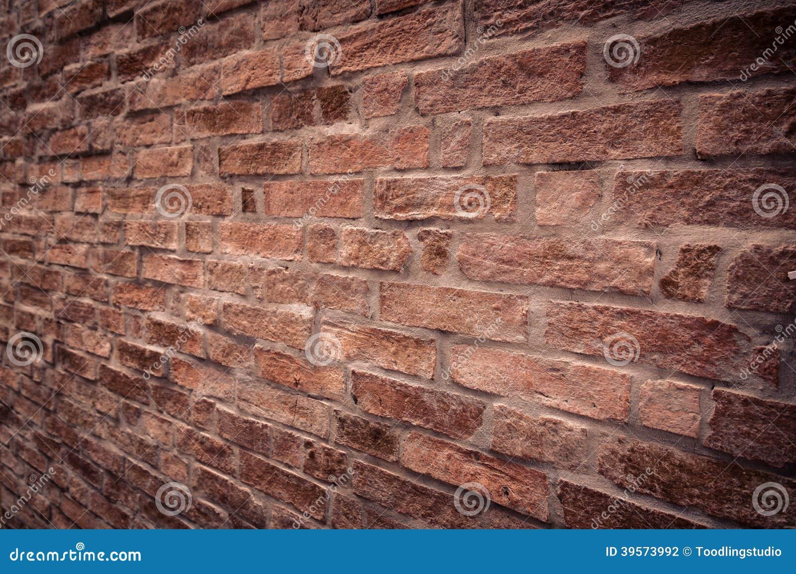 Textur för tegelstenvägg