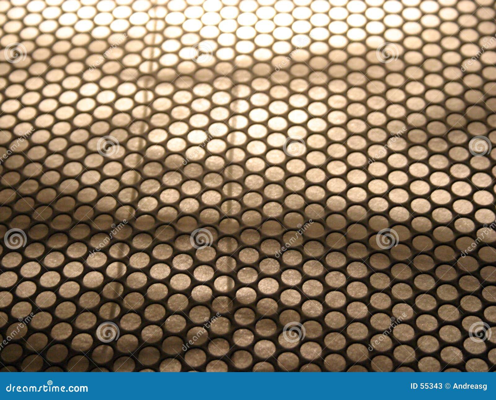 Textura 1 da perfuração