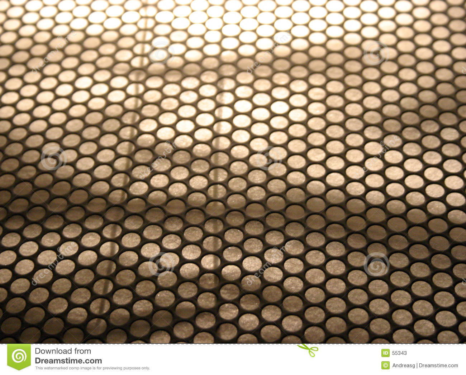 Textura 1 de la perforación