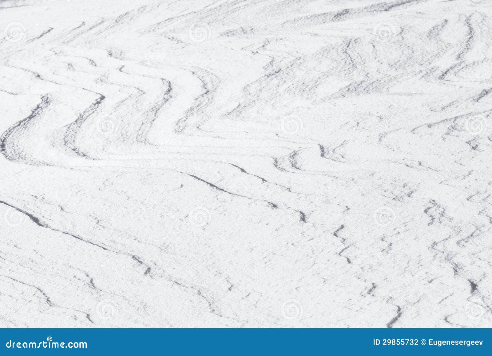 Textura abstrata do fundo do snowdrift de brilho