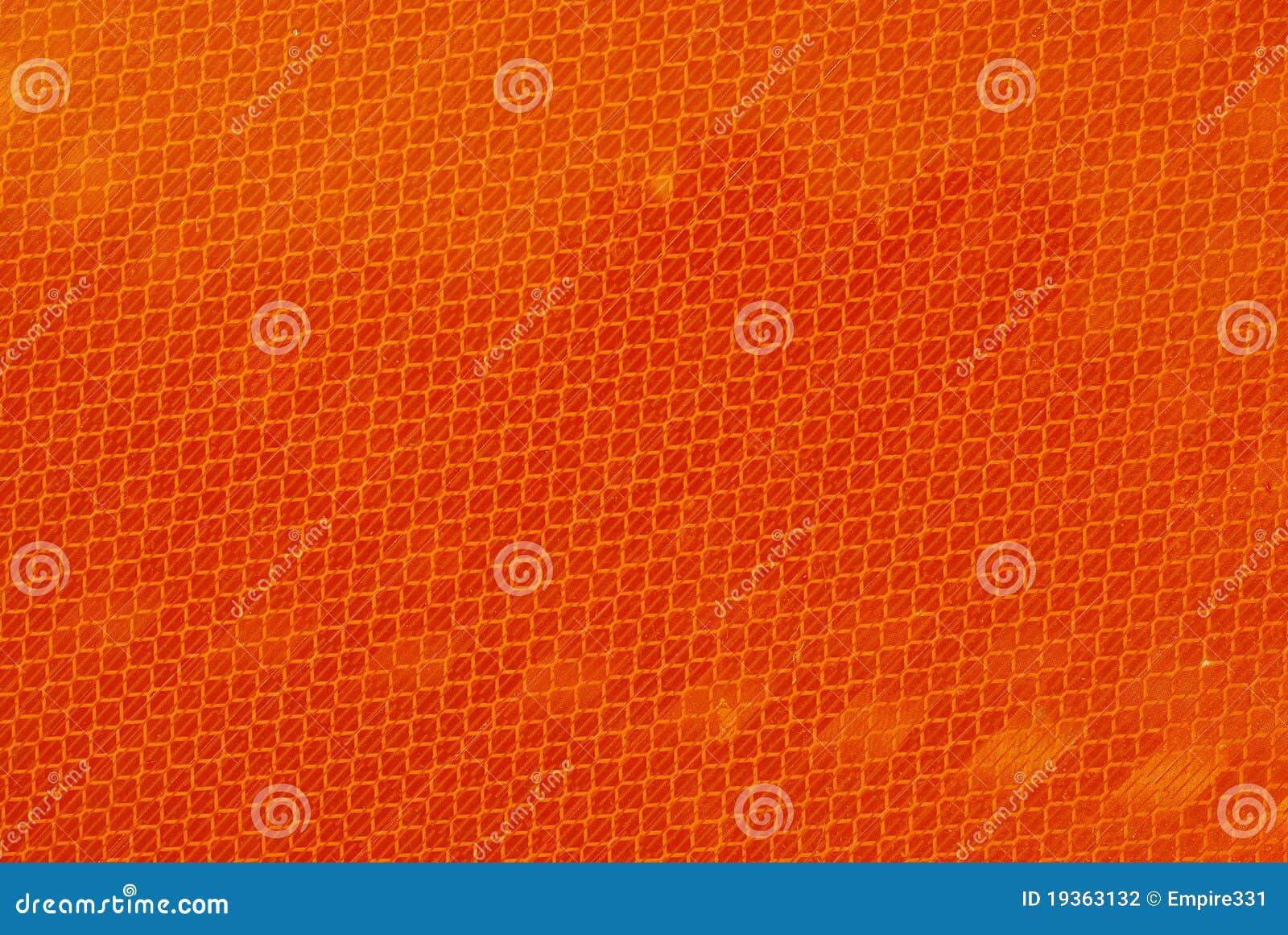 Textura alaranjada
