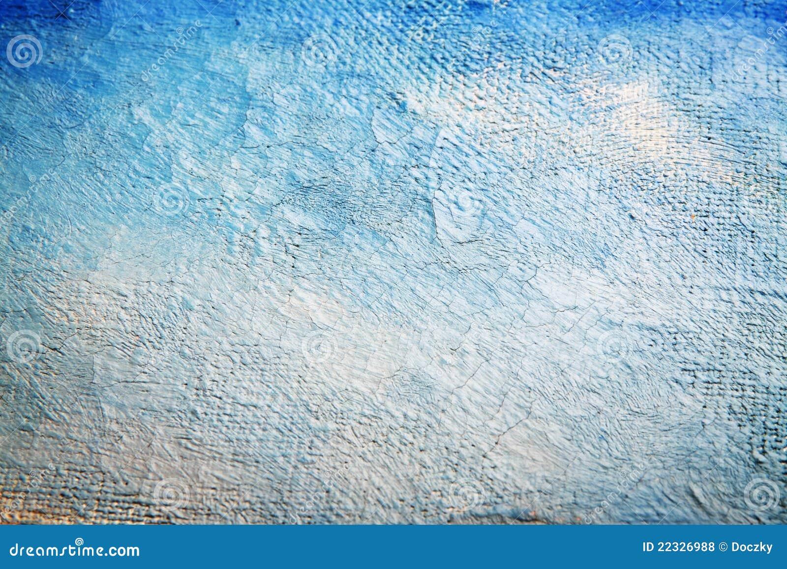 Textura azul.