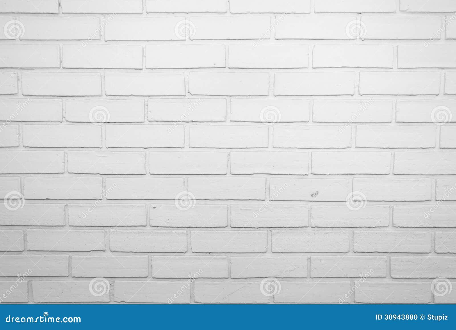 Textura blanca del fondo de la pared de ladrillo foto de archivo imagen de ladrillo muchos - Pared de ladrillo blanco ...