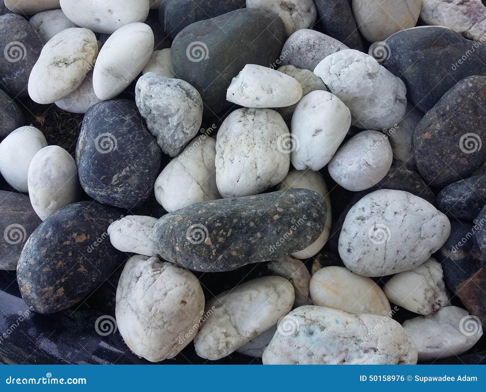 Textura blanco y negro del fondo de la roca foto de for In wash de roca
