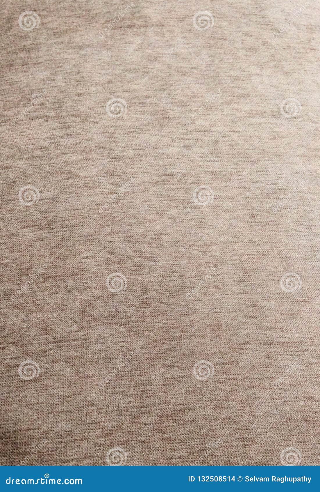 Textura bonita de pano da tampa do sofá
