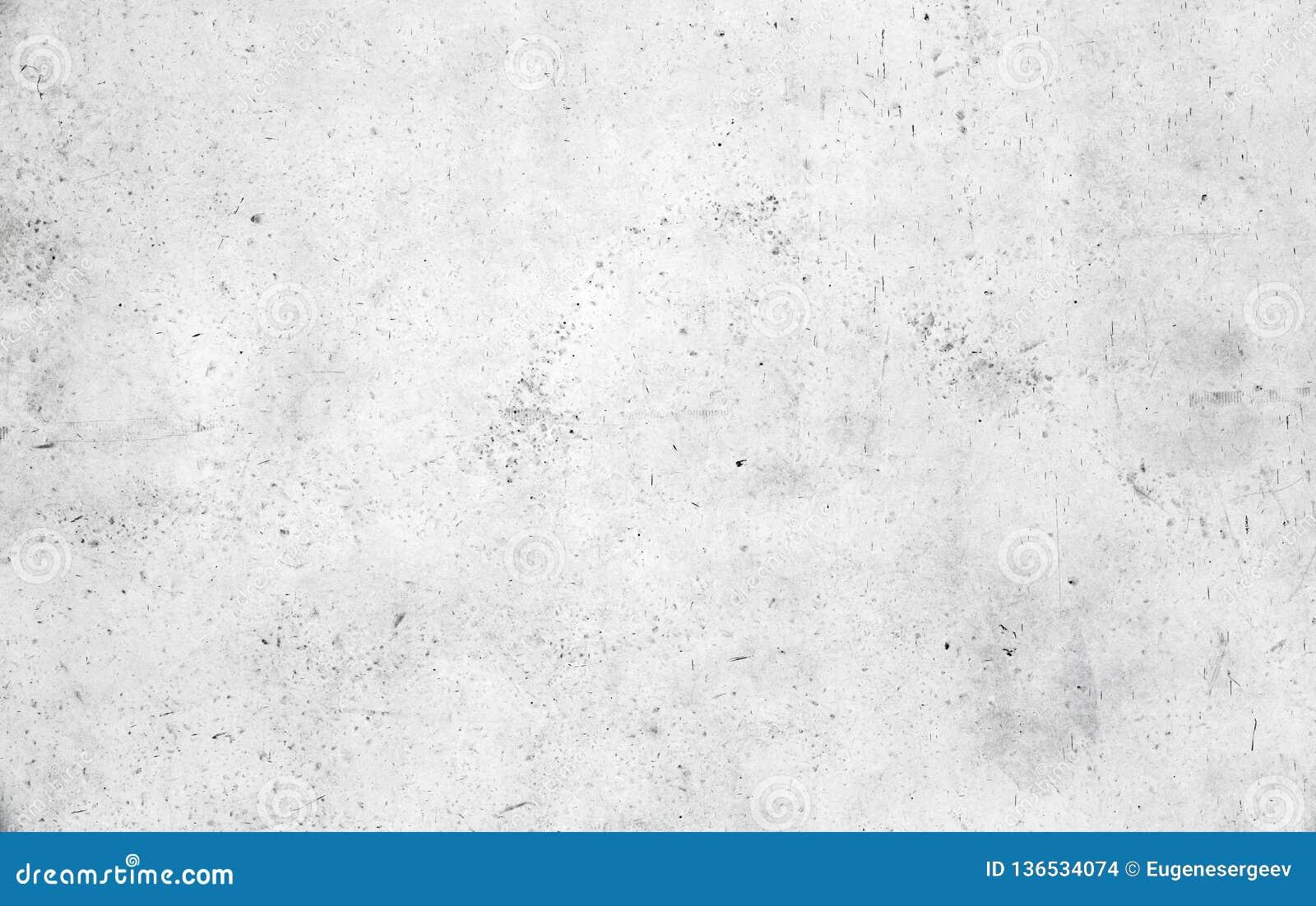 Textura branca vazia do muro de cimento