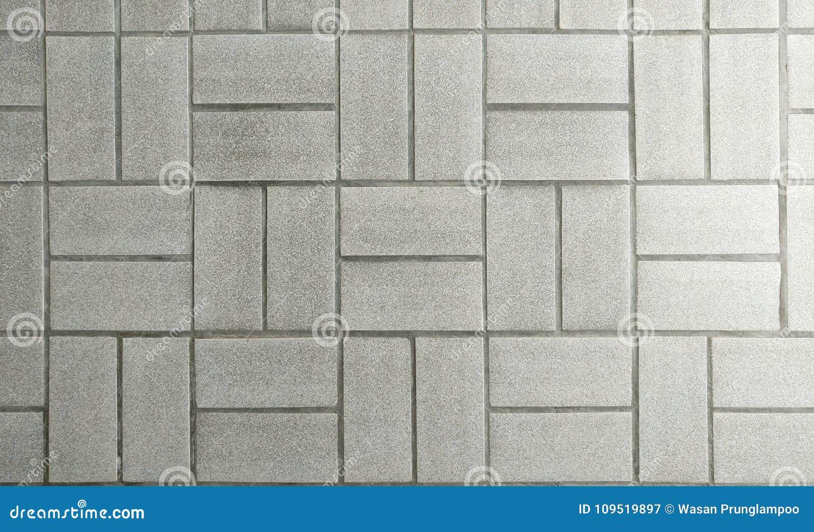 Textura cinzenta do teste padrão das telhas