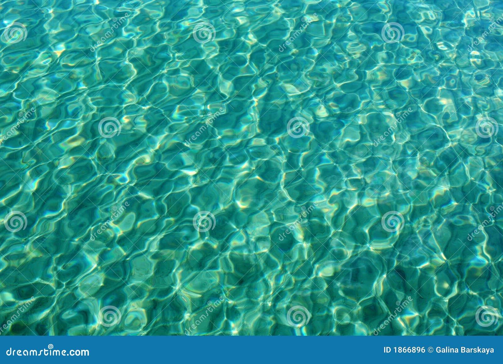 Textura da água