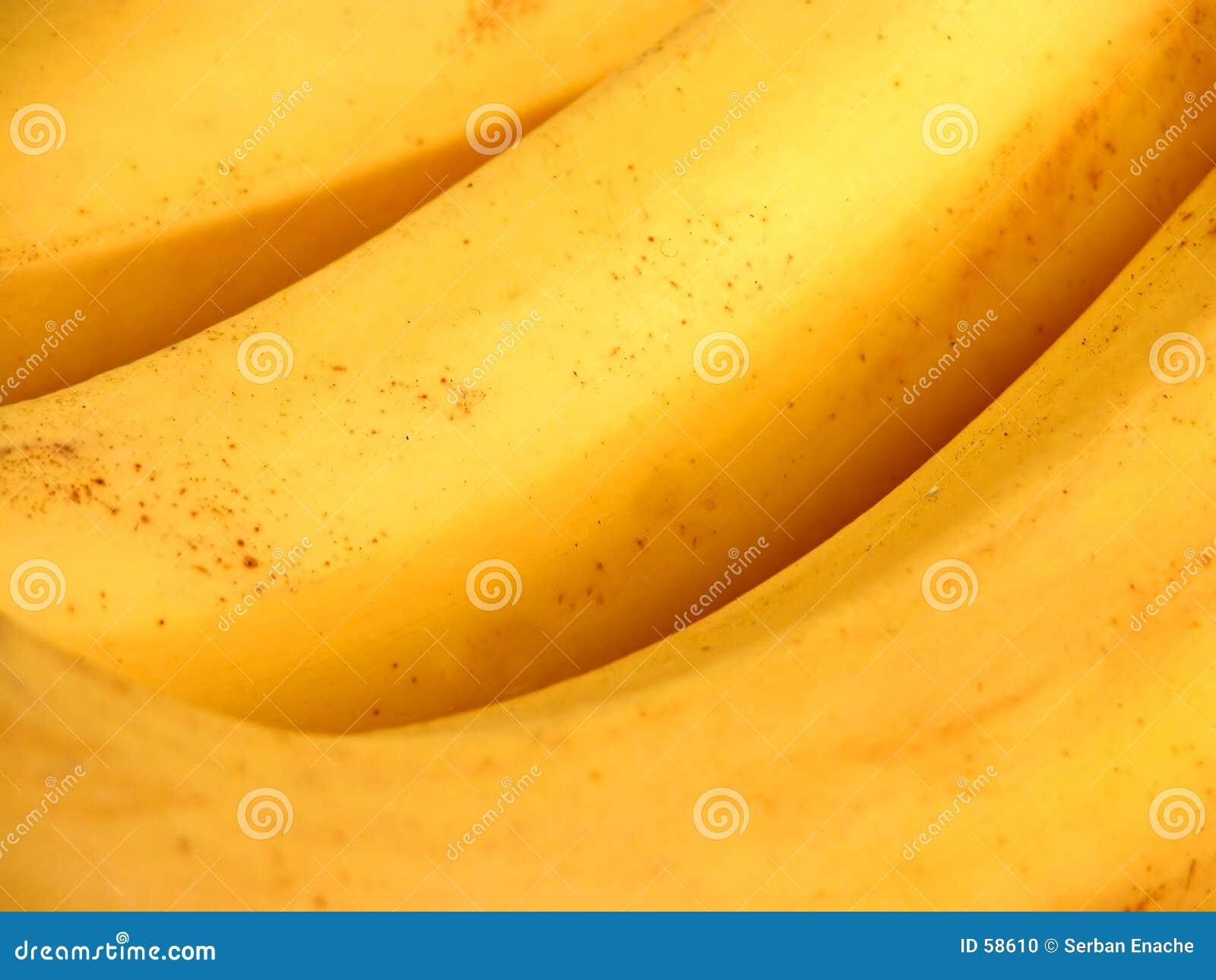 Textura da banana