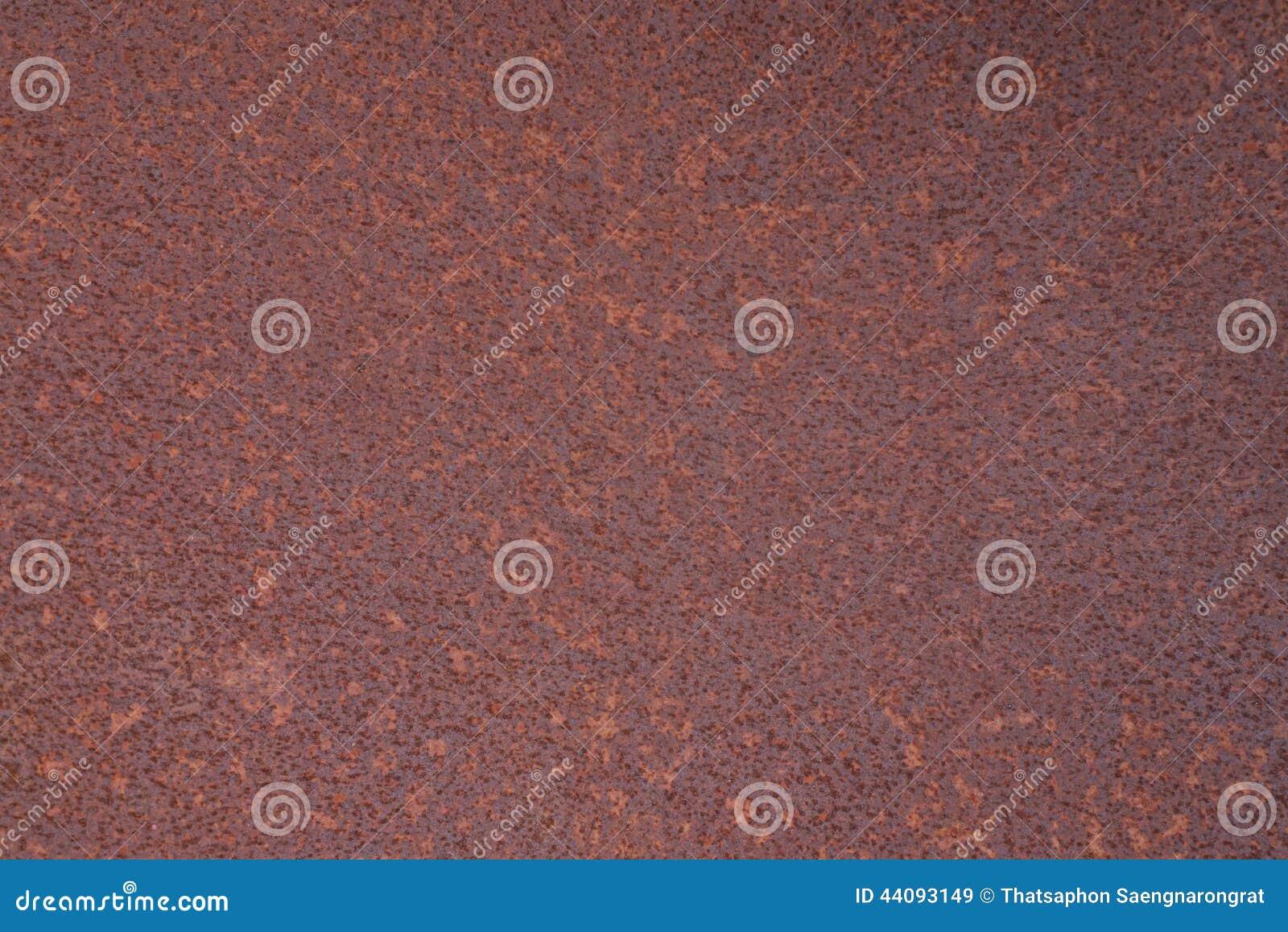 Textura da oxidação do ferro do Grunge, fundo de aço velho da corrosão