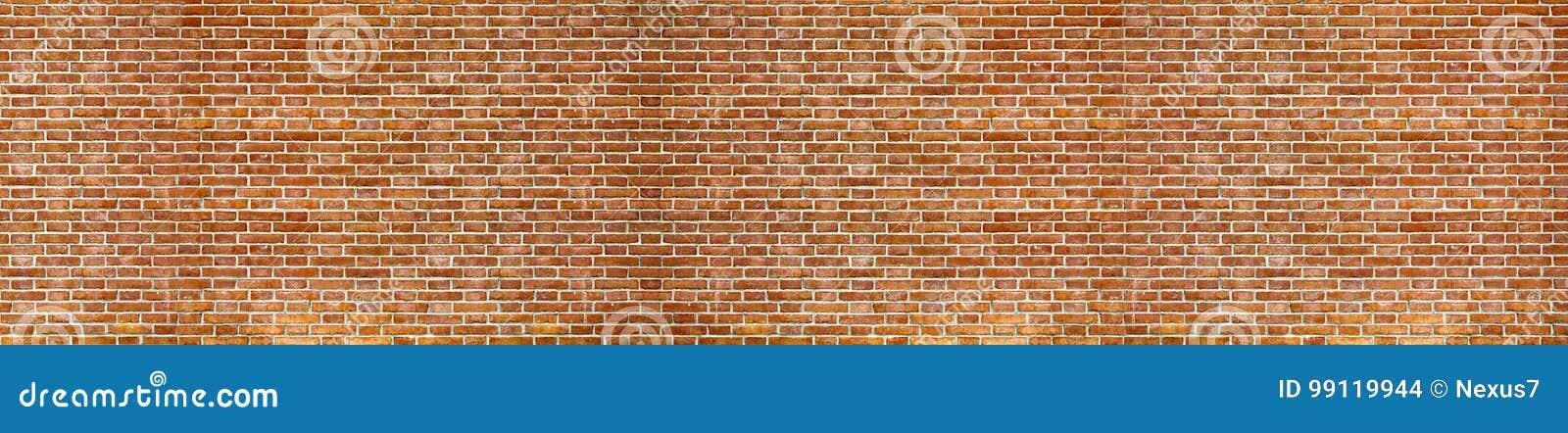 Textura da parede de tijolo vermelho