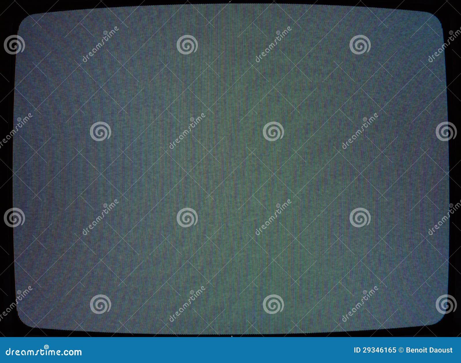 Textura da televisão