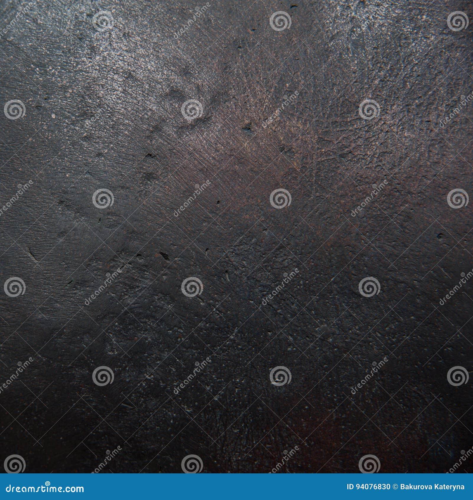 Textura de bronce oscura del metal