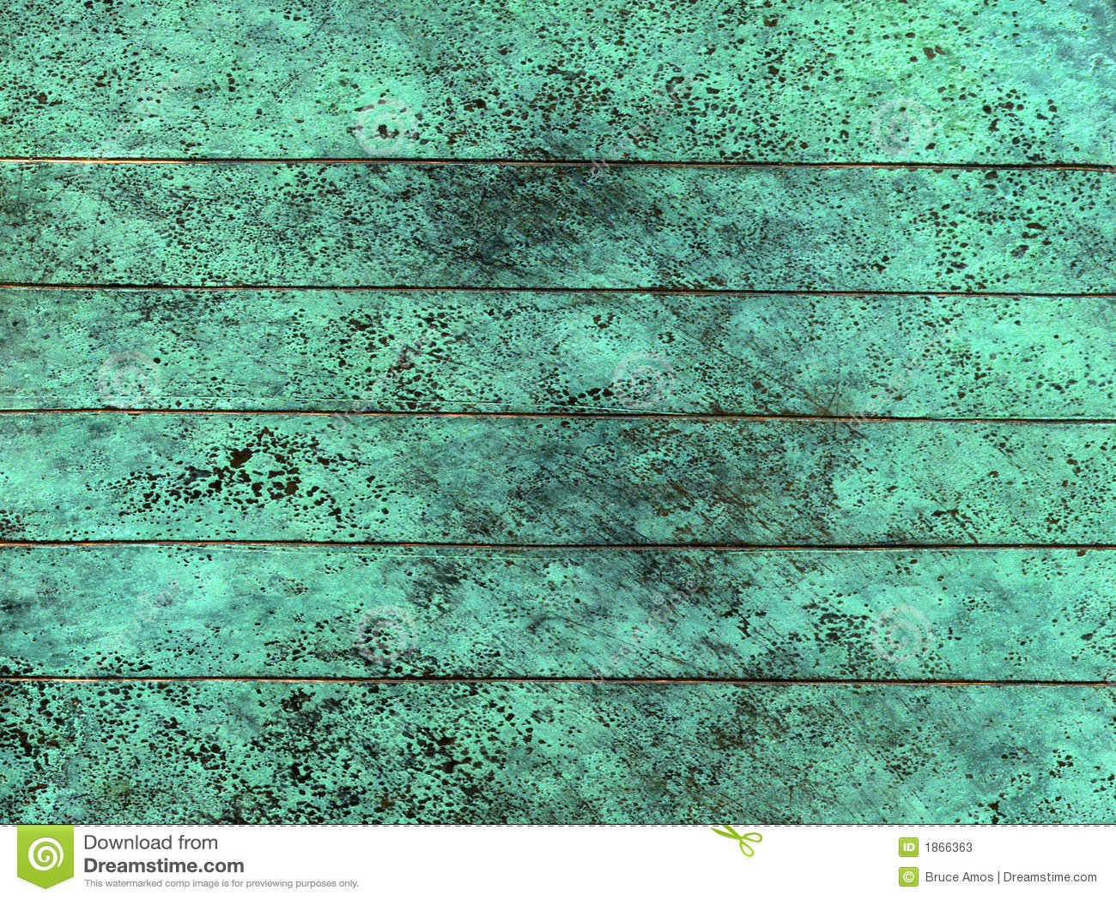 Textura De Cobre Oxidada Fotos De Stock Imagem 1866363