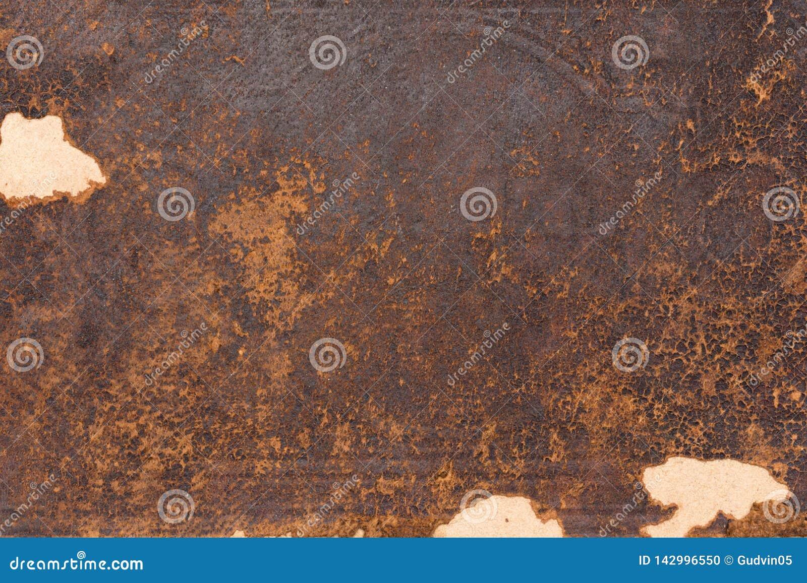 Textura de couro velha antiga do fundo tampa esfarrapada de um livro velho