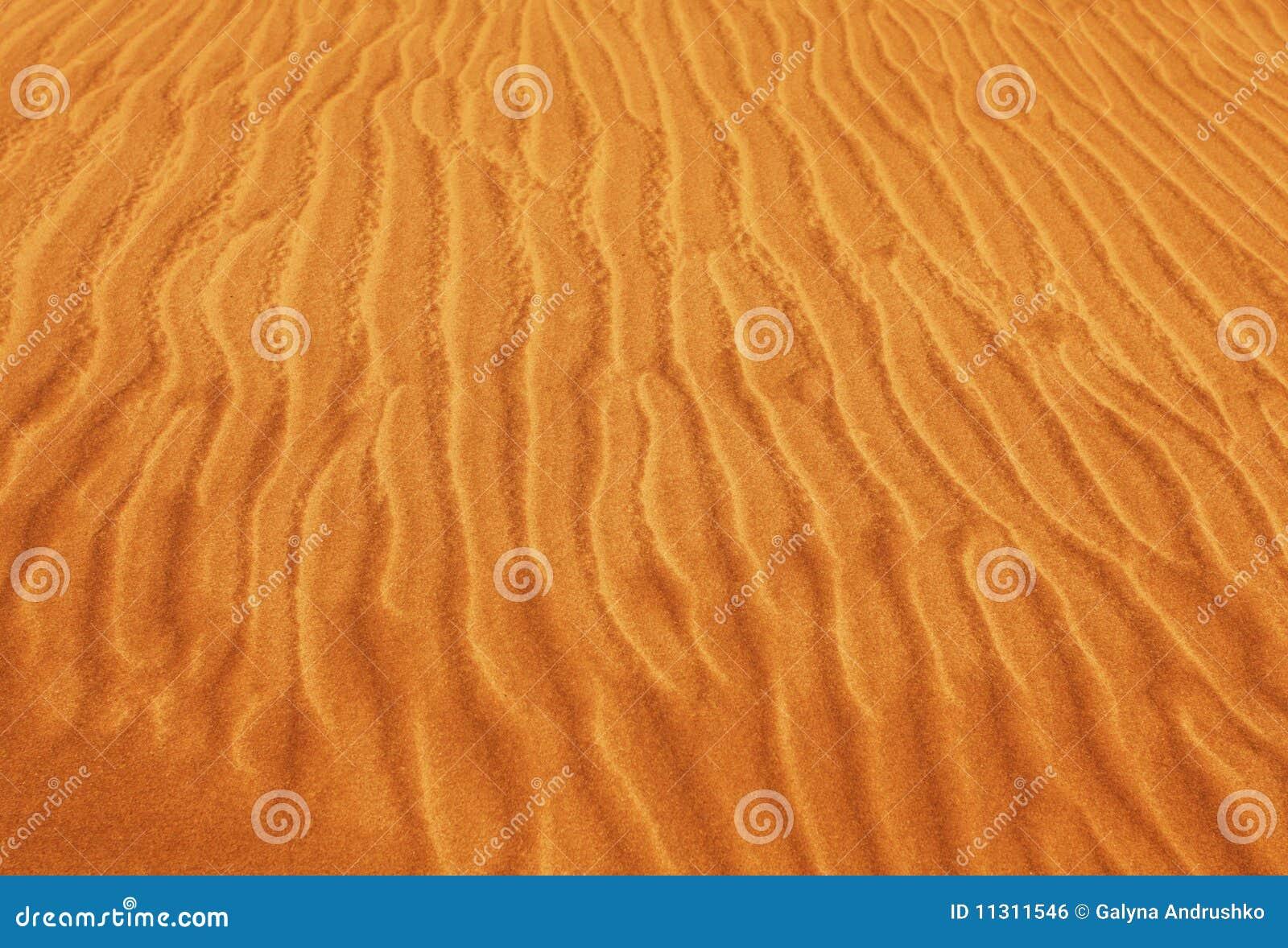 Textura de la arena