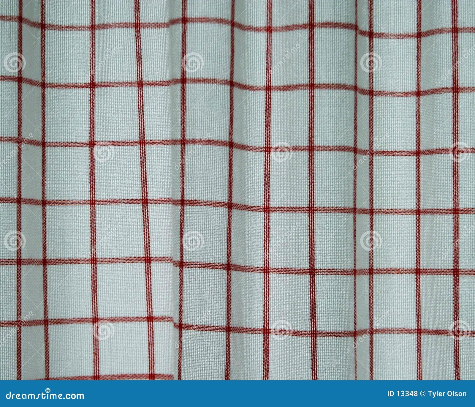 Textura de la cortina
