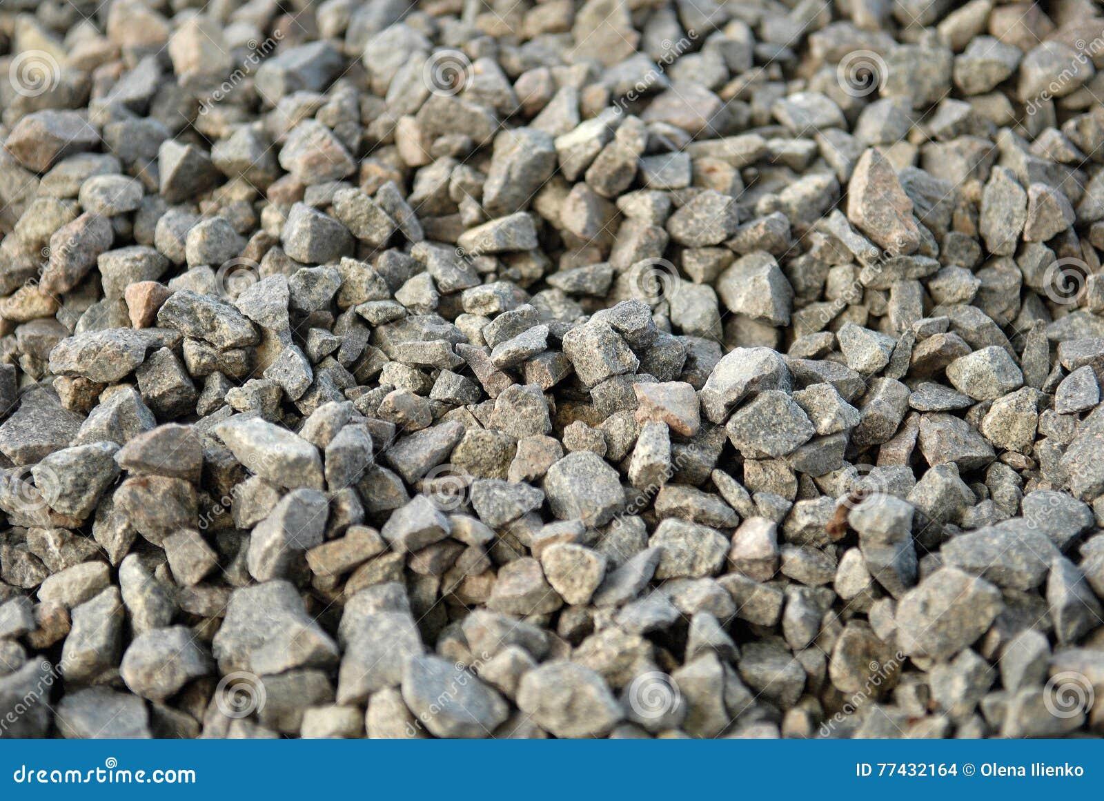 Textura de la grava del granito materiales de construcci n - Material de construccion ...
