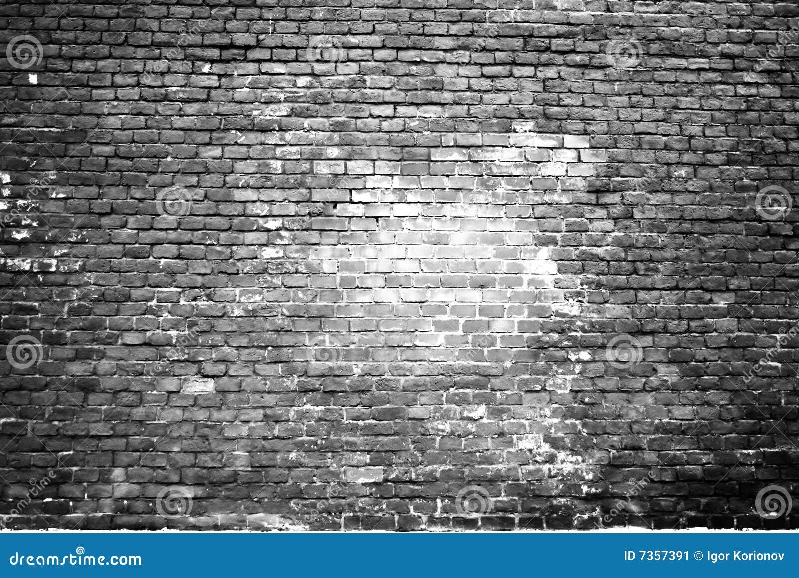 Textura de la pared de ladrillo blanca vieja chamuscada