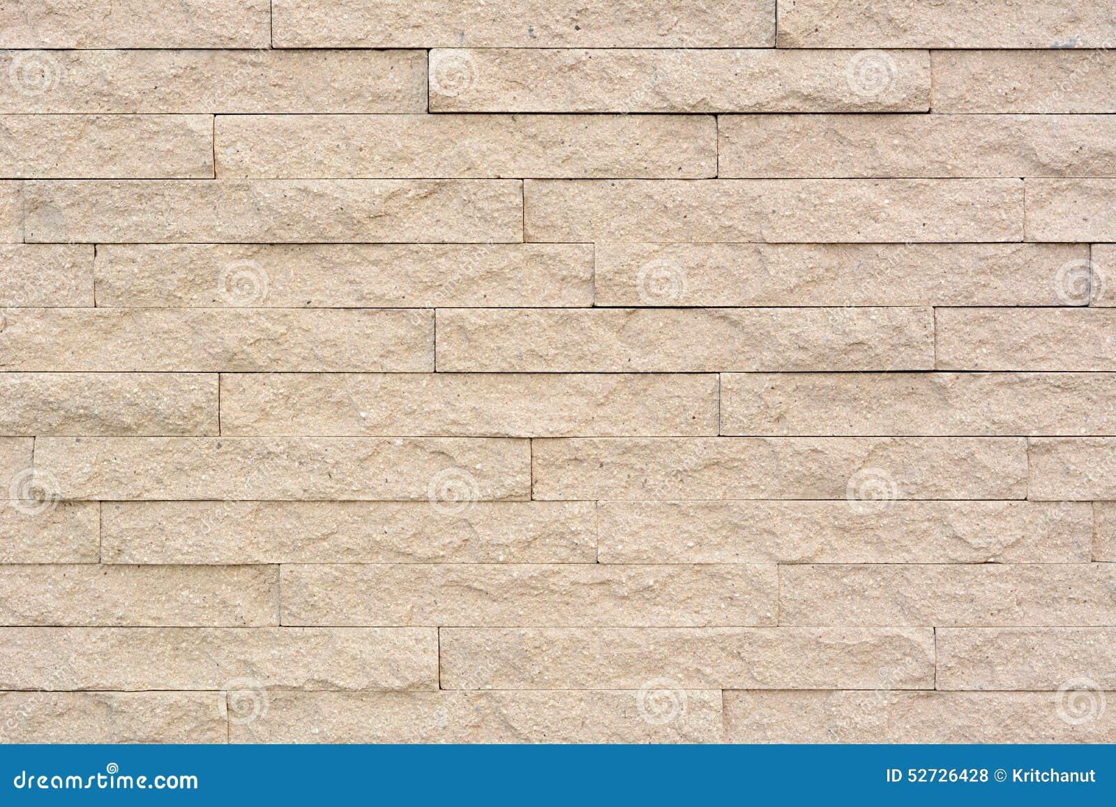 Textura de la pared de ladrillo de la piedra arenisca foto - Ladrillos de piedra ...