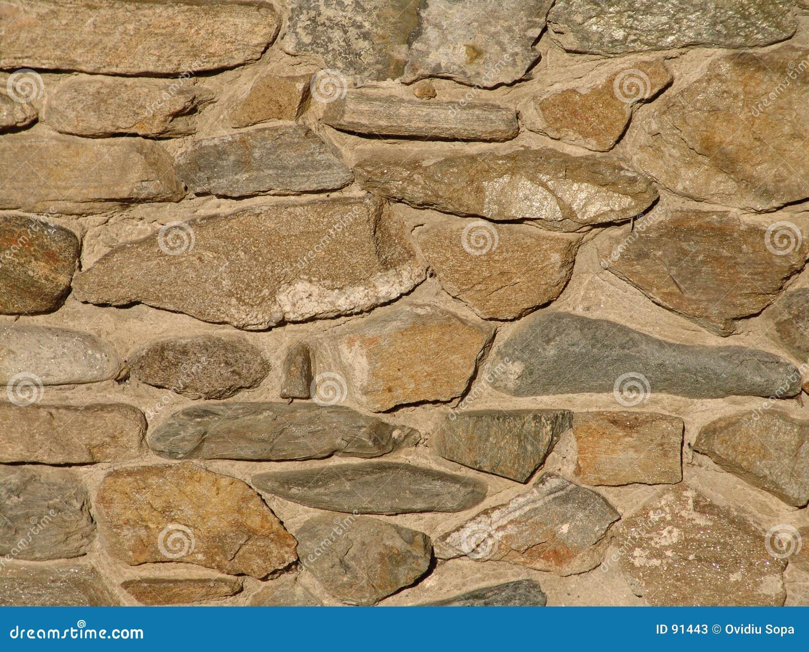 Textura de la pared de piedra fotos de archivo imagen 91443 for Textura de pared