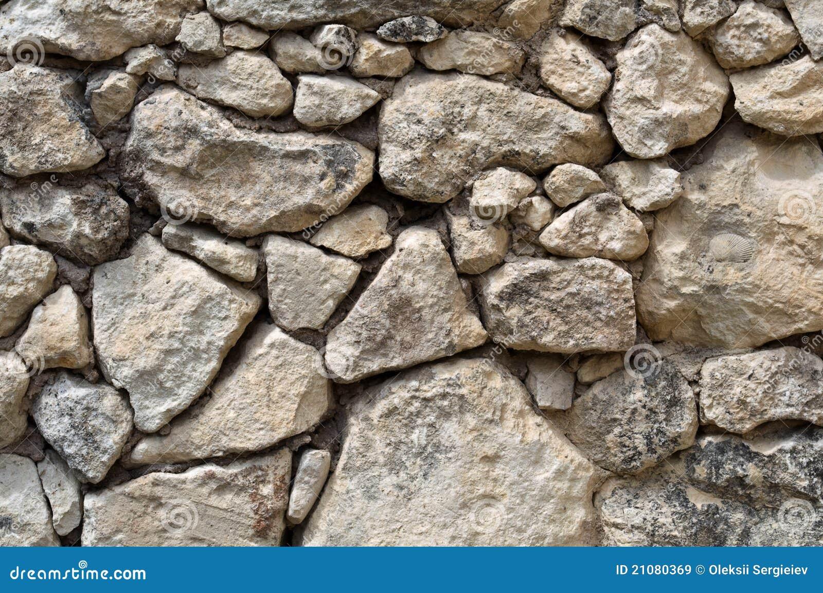 Textura de la pared de piedra antigua im genes de archivo - Hacer pared de piedra ...