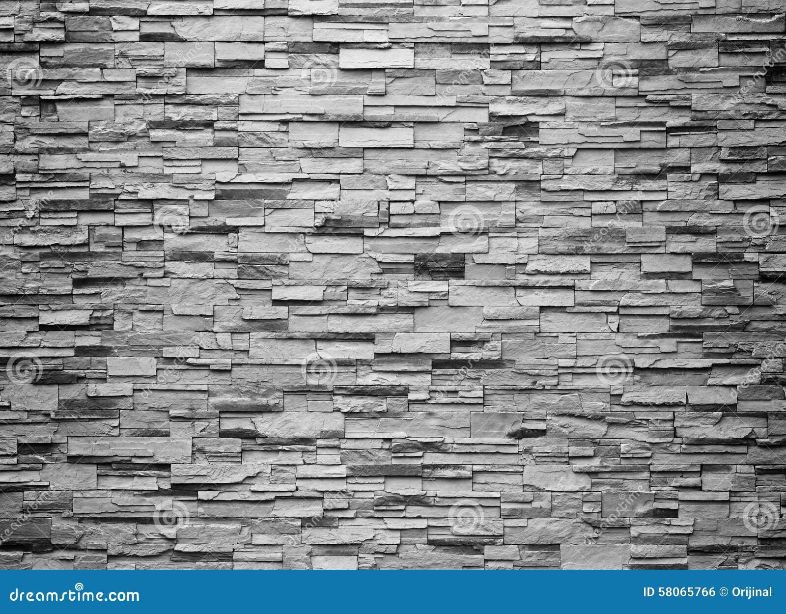 Textura de la pared de piedra para el fondo foto de for Textura de pared
