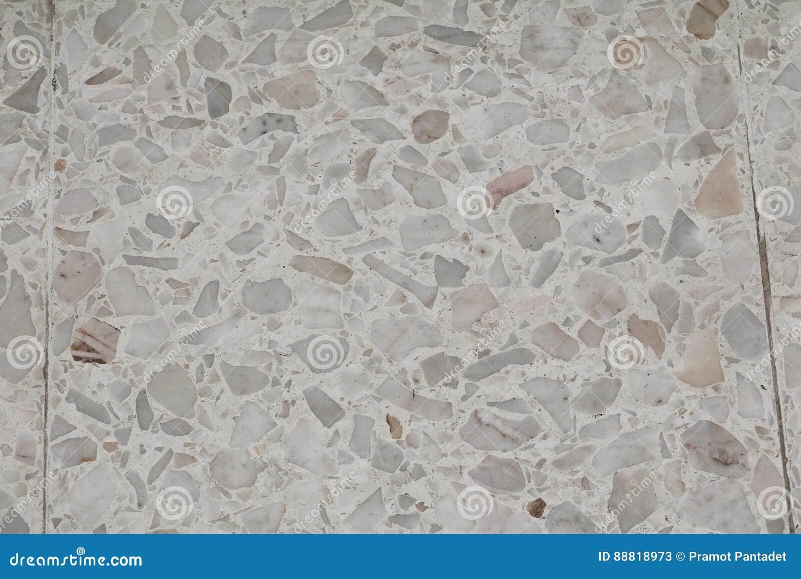 Textura de la pared de piedra piso de m rmol del terrazo for Textura del marmol