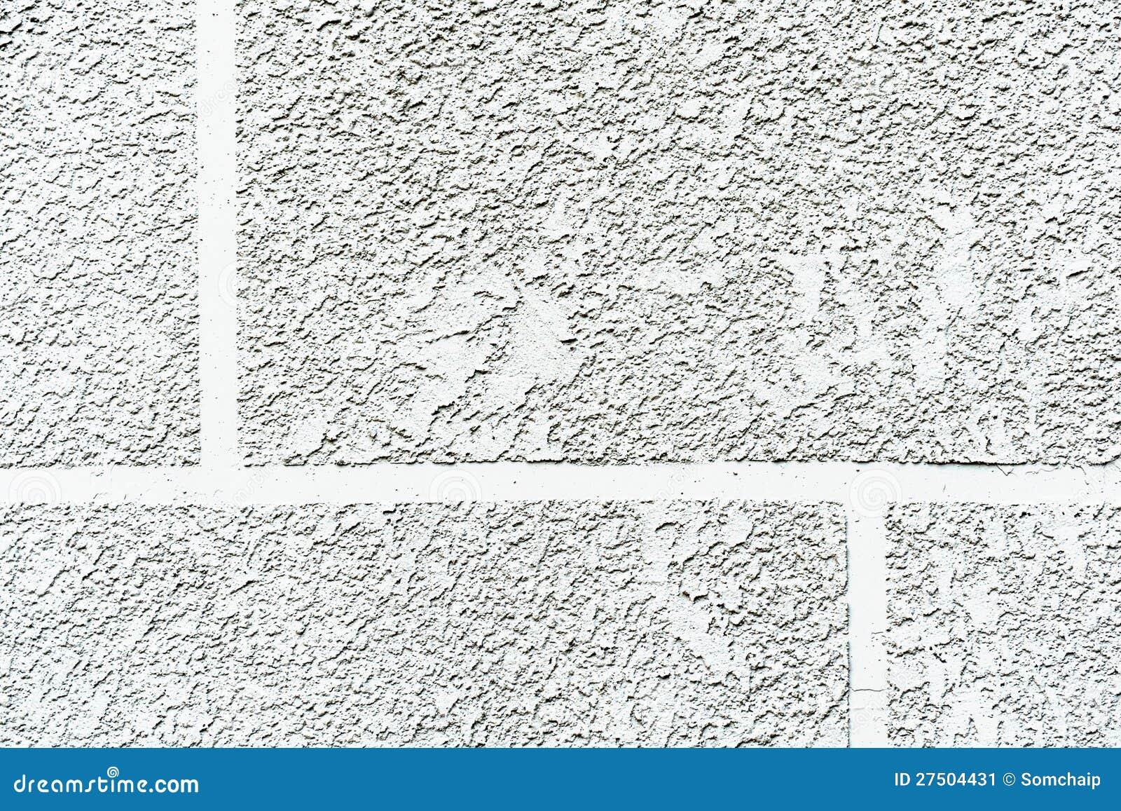 Textura de la pared del mortero del cemento blanco imagen - Paredes de cemento ...