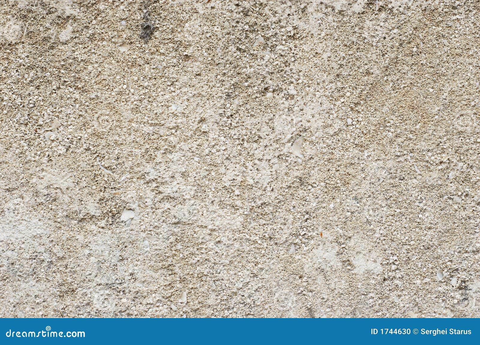 Textura de la piedra caliza del grano foto de archivo for Piedra caliza gris