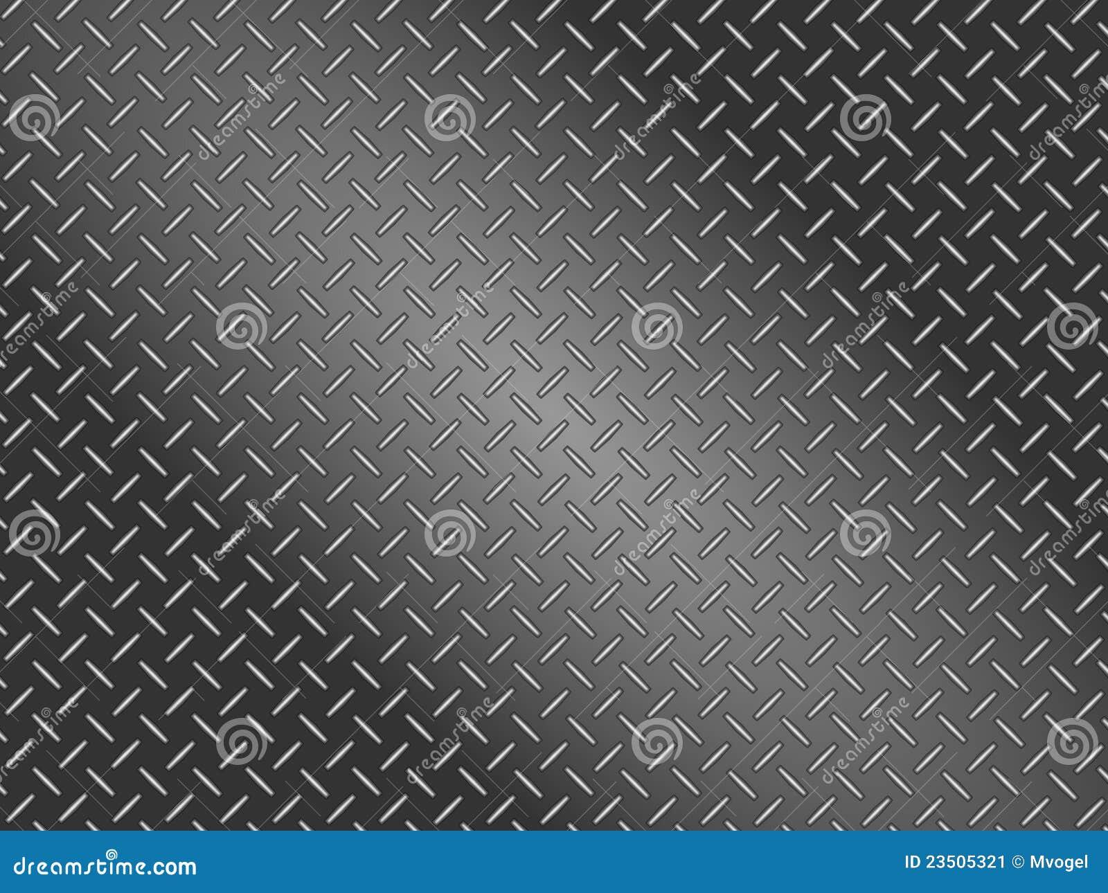 Textura de la placa de acero imagen de archivo imagen for Placa de acero