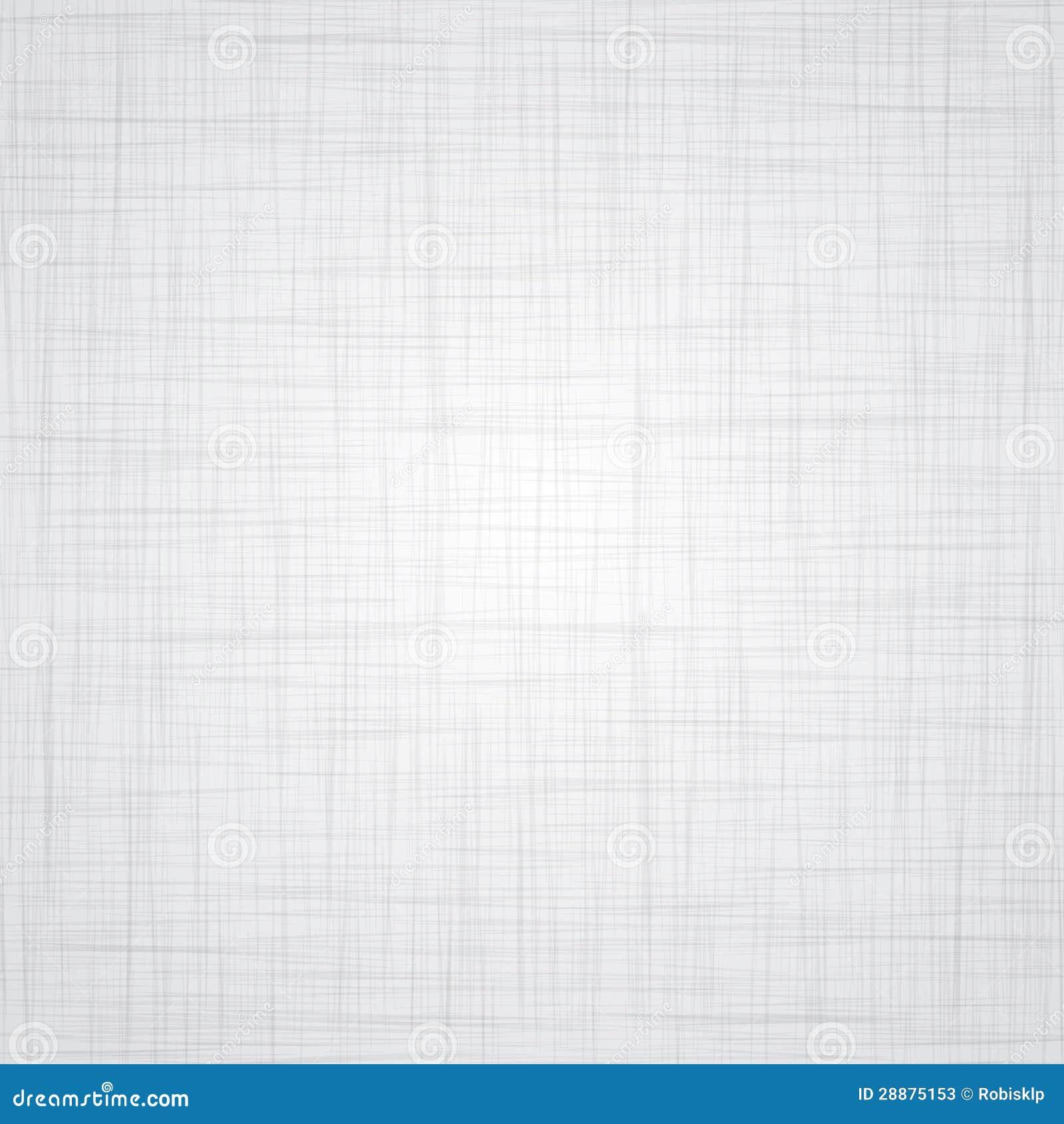 Textura de linho branca