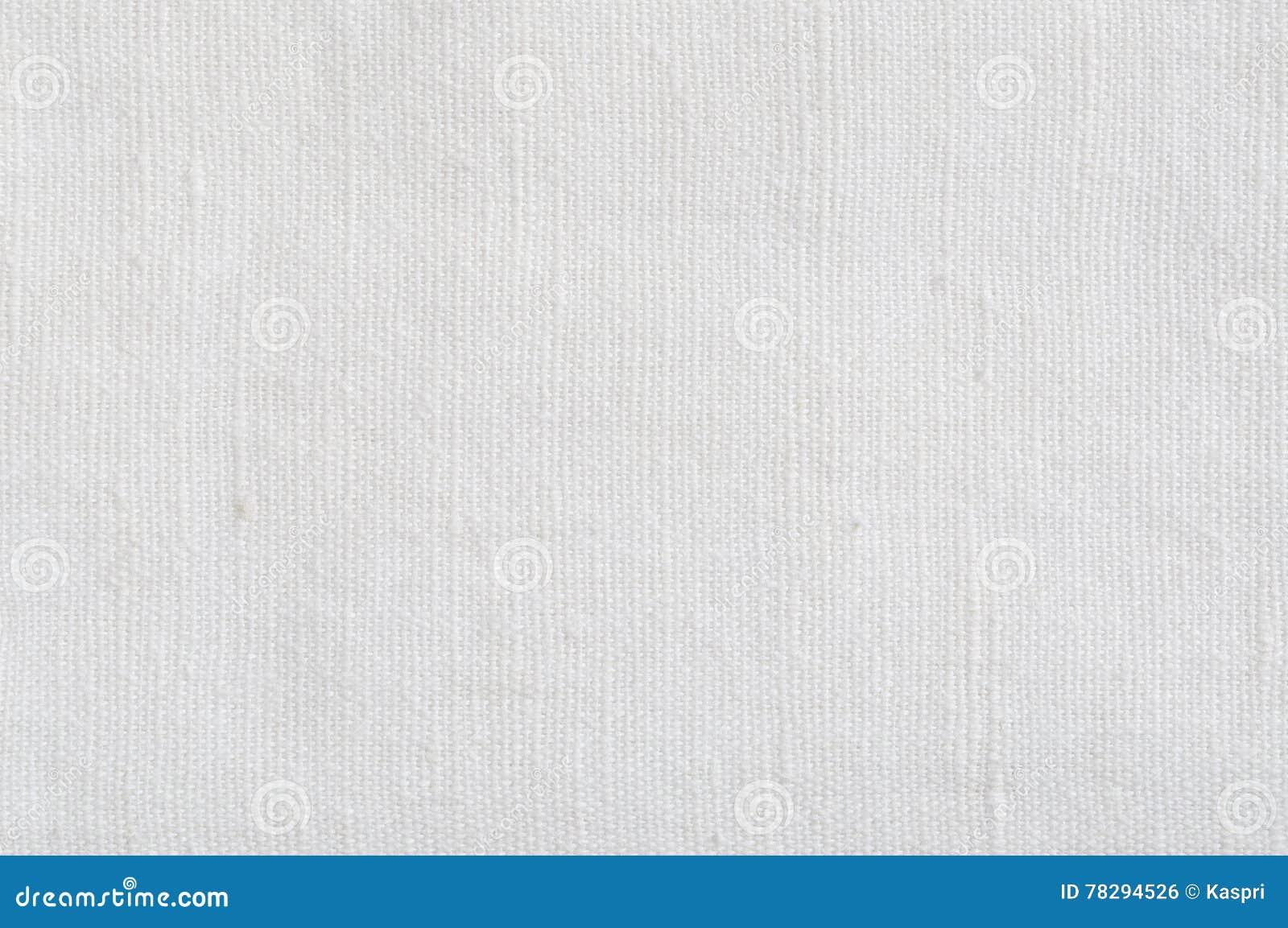 A textura de linho da fibra branca brilhante natural do linho, close up macro horizontal detalhado, vintage amarrotado rústico te
