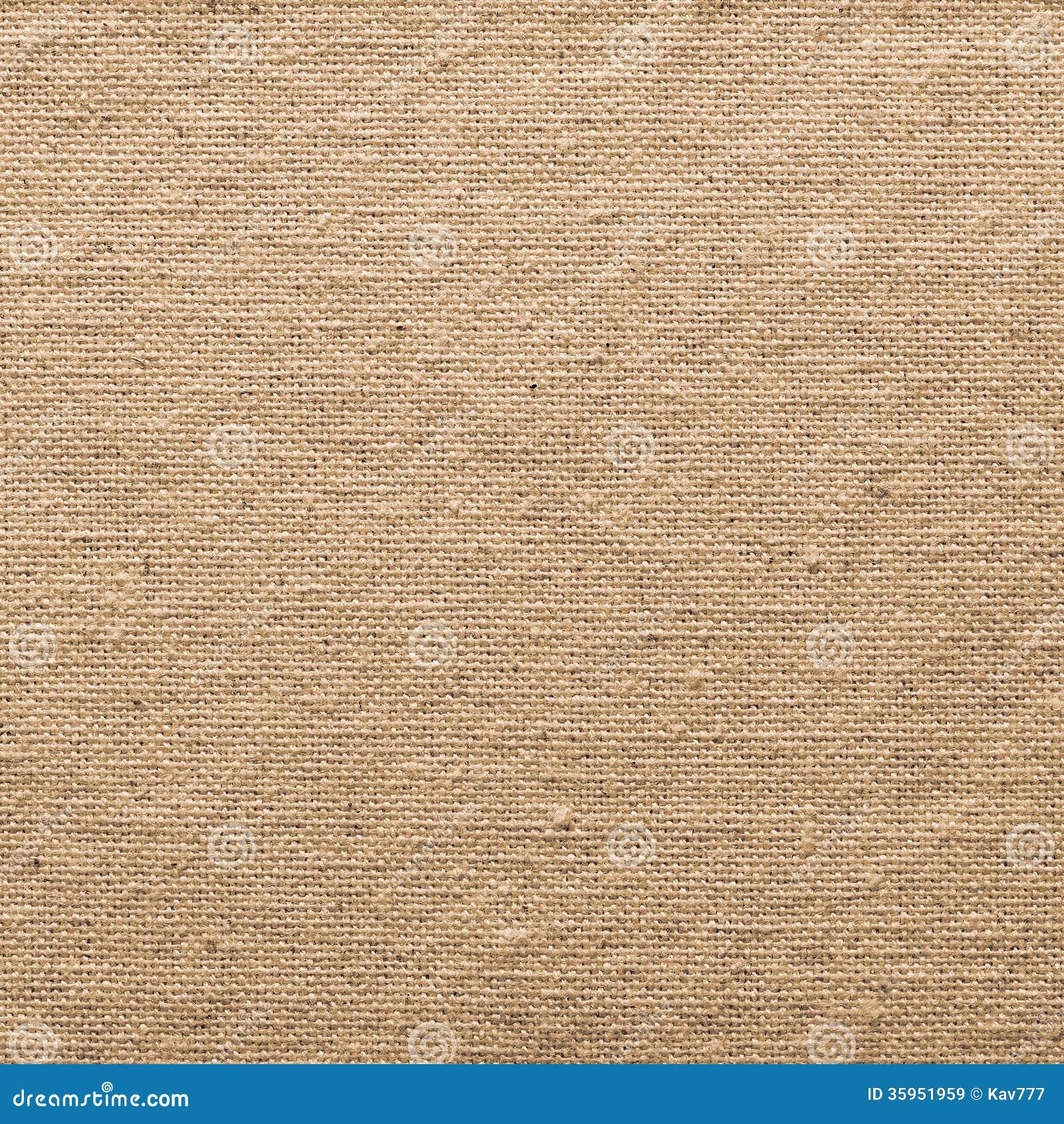 Textura de lino natural amarilla clara para el fondo