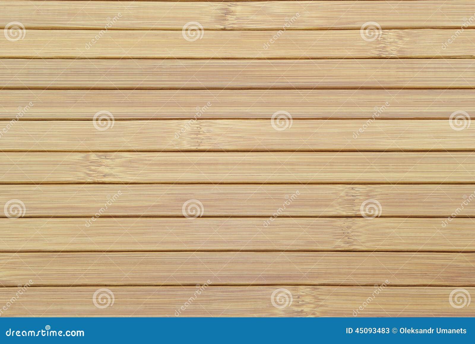 Textura de los listones de madera del bamb imagen de - Liston de madera ...