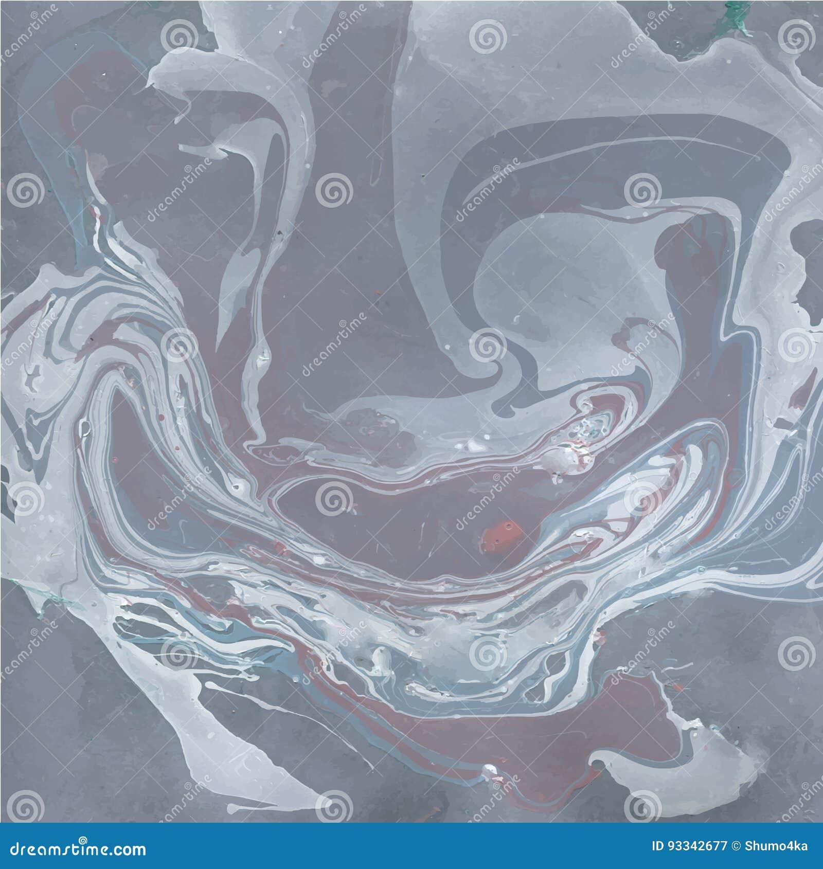 Textura de m rmol decorativa pintura abstracta fondo de for Pintura color marmol