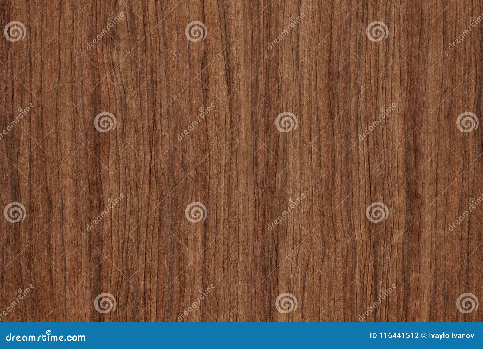 Textura de madeira do grunge de Brown a usar-se como o fundo Textura de madeira com teste padrão natural