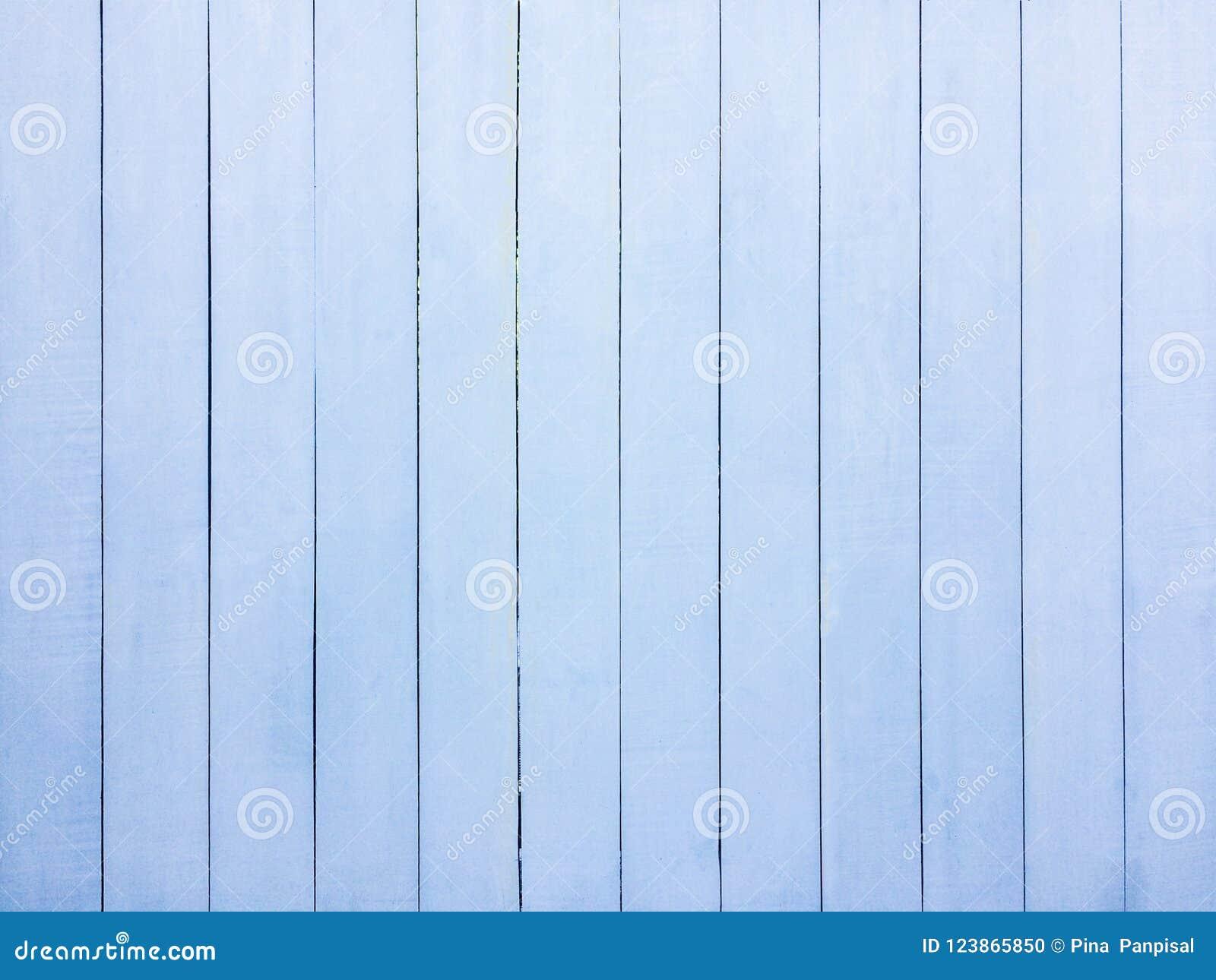 Textura de madeira A superfície da luz - fundo de madeira natural azul para o interior da decoração do projeto