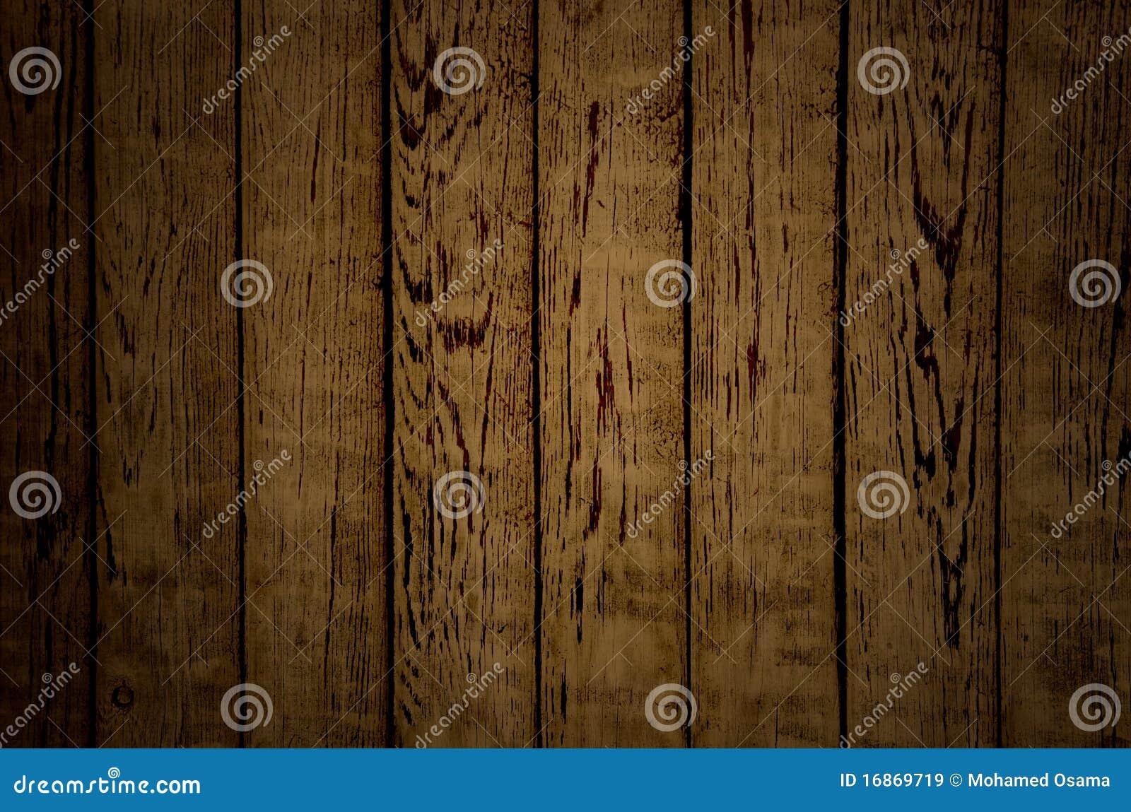 Textura de madeira vertical de Brown