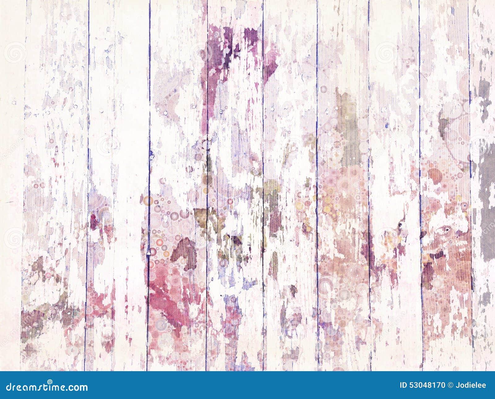 Textura de madera apenada sucia lamentable del suelo con - Pintura blanca para madera ...