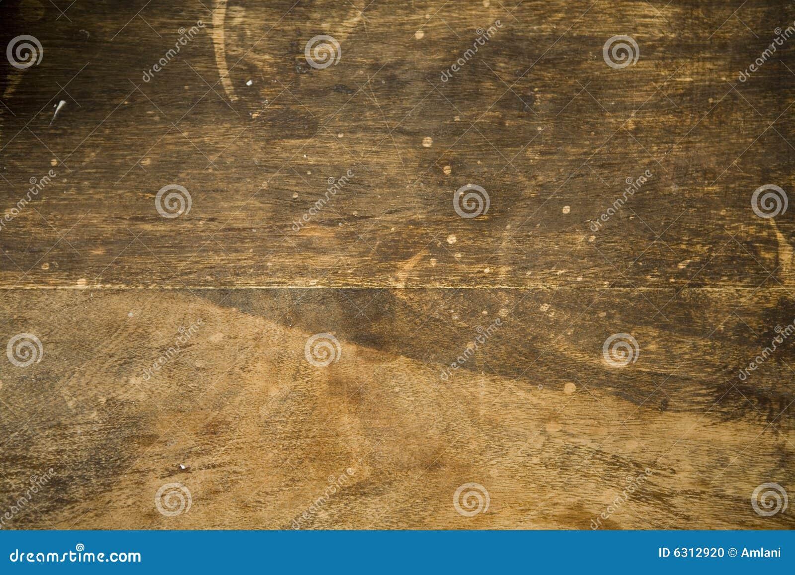 Textura de madera de Grunge