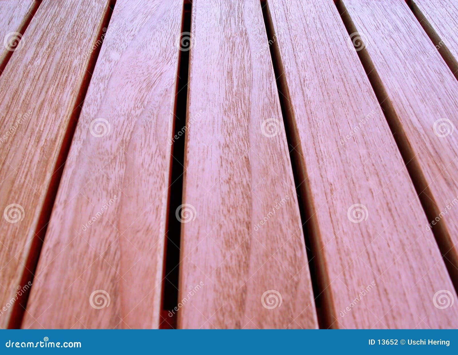 Textura de madera de la barra