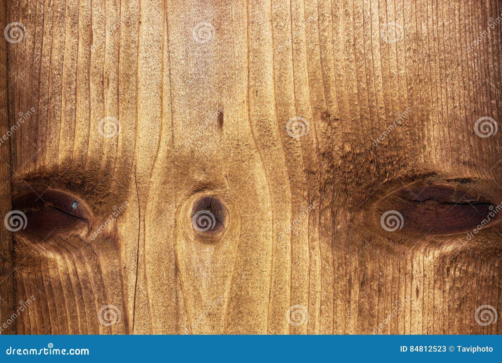 Textura de madera del abeto con los nudos foto de archivo - Madera de abeto ...