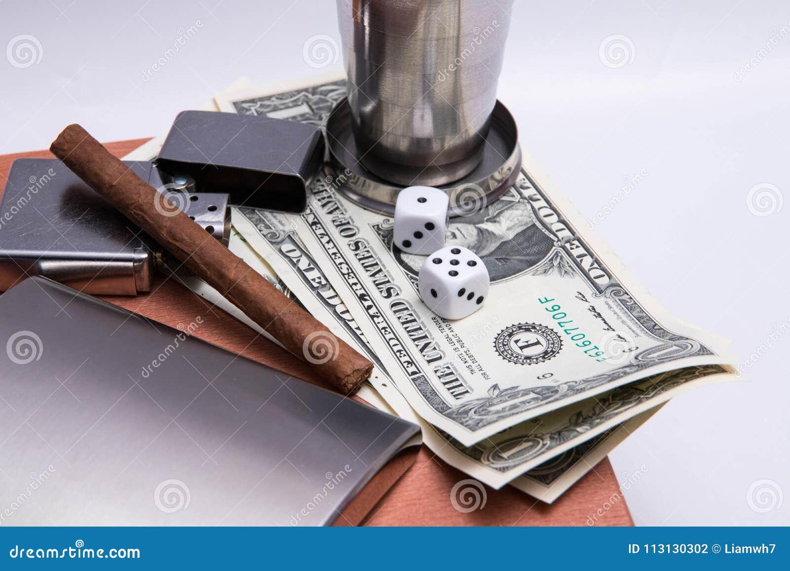 Textura de madera del cigard del alcohol del encendedor de los partidos del zippo del billete de dólar de cristal de destello de
