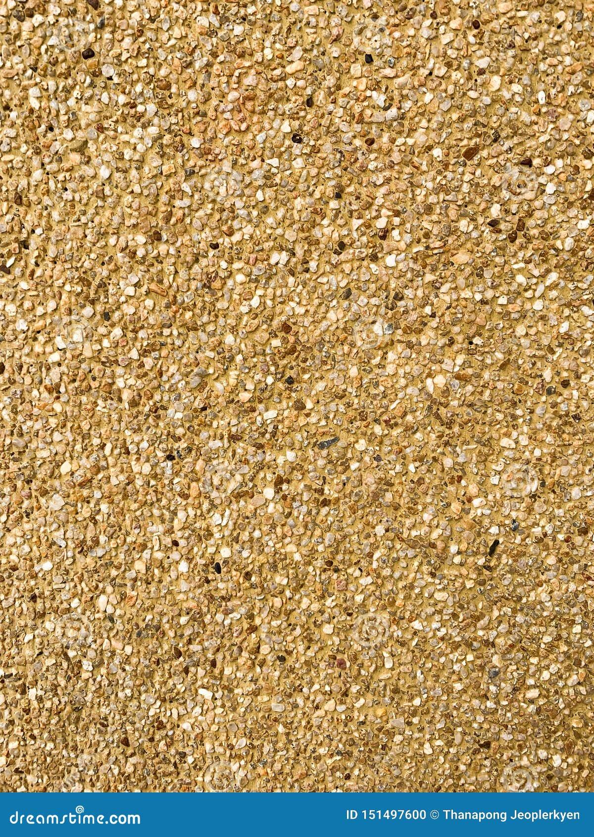Textura de pedra da areia